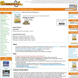 Acekard 2i,Ak 2i Support DSi,DSL,DS - $15.10 : Gamekool.com