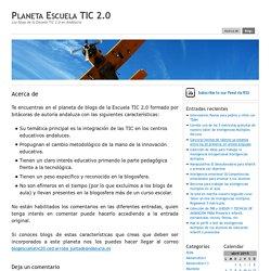 Planeta Escuela TIC 2.0