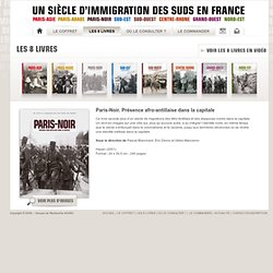 Achac coffret immigration - Paris Noir