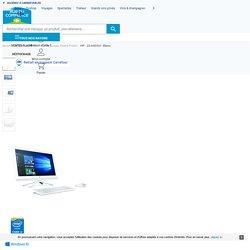 Achat HP 22-b003nf - Blanc PC Intel Core i3
