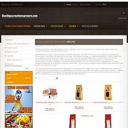 Achat et vente en ligne de cafés & thés de la Réunion