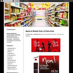 Après le Breizh Cola, le Paris Cola