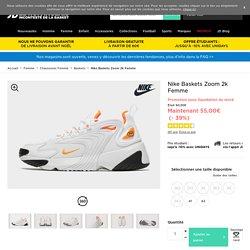 Acheter Blanc Nike Baskets Zoom 2k Femme