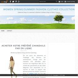 Acheter Votre Préféré Chandails Par En ligne - Women Spring/Summer Fashion Clothes Collection