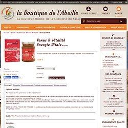 Acheter Energie Vitale Propolia sur la Boutique-Abeille.fr