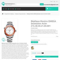 Acheter Copie-Réplique Montre OMEGA Seamaster Acier 215.30.44.21.04.001 bas prix. [215.30.44.21.04.001]