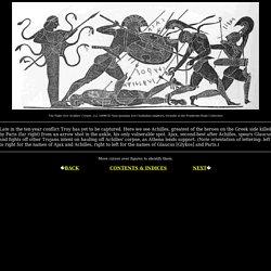 Achilles Death