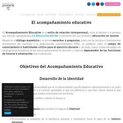 El acompañamiento educativo - Fundación Promete