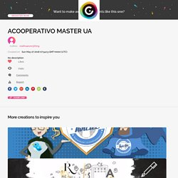 ACOOPERATIVO MASTER UA by maths4everything on Genial.ly