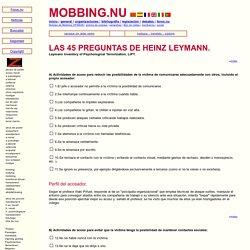 acoso moral-mobbing