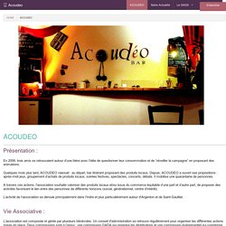 ACOUDEO Acoudeo