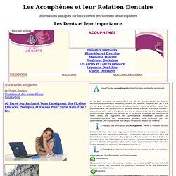 Acouphènes et mâchoire (SADAM)