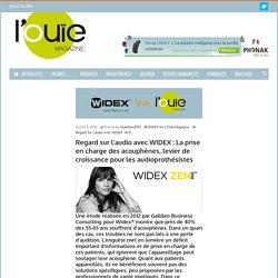 La prise en charge des acouphènes, levier de croissance pour les audioprothésistesL'Ouïe Magazine