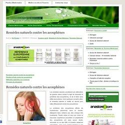 Causes, Symptomes, Traitement par les plantes