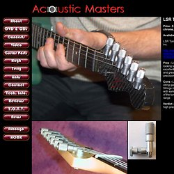 Acoustic Masters - LSR Tuners review