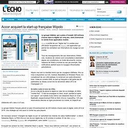 Accor acquiert la start-up française Wipolo - L'Echo Touristique
