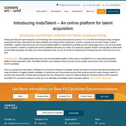 Careers Unbound - Talent Acquisition Software