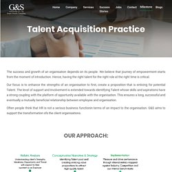 5 Ways Talent Acquisition is Different from Recruitment Services