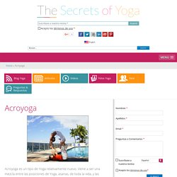 The secrets of Yoga