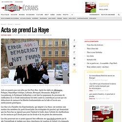 Acta se prend La Haye