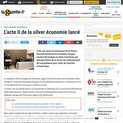 L'acte II de la silver économie lancé - 13/12/16