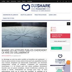 Quand les acteurs publics cherchent la voie du collaboratif