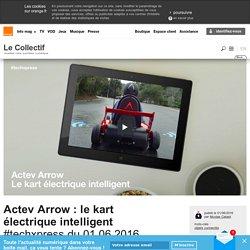 Actev Arrow : le kart électrique intelligent