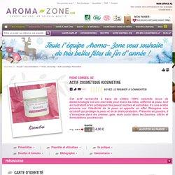 Actif cosmétique Kiosmetine