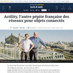 Actility, l'autre pépite française des réseaux pour objets connectés