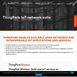 How to deploy your IoT network
