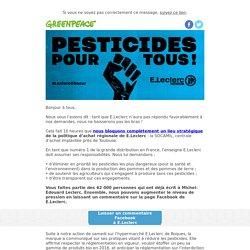 ACTION, ép. 3 : déterminés contre les pesticides !