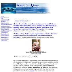 Action Fluor Québec