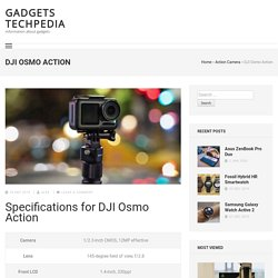 DJI Osmo Action with Dual Screen - Overview, Features, Price in Nepal