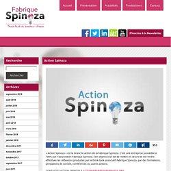 Action Spinoza - Fabrique SpinozaFabrique Spinoza