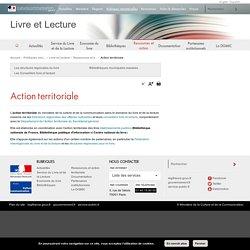 Action territoriale - Livre et Lecture