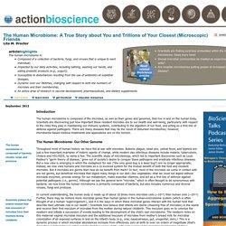 promoting bioscience literacy