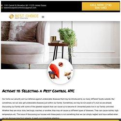 Best Choice Pest Control