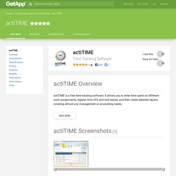 actiTIME Reviews, Features, Pricing & Comparison
