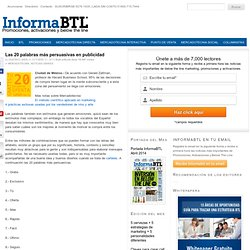 Revista InformaBTL: Promociones, Activaciones y Below the Line
