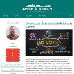 Como activar la motivación de los más capaces