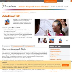 ActivBoard100 - Technologie de tableau blanc interactif à visée éducative