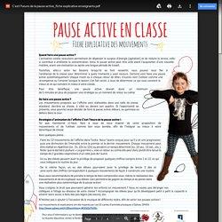 C'est l'heure de la pause active_fiche explicative enseignants.pdf