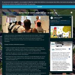 Bureau d'Information Jeunesse TRAPPES EN YVELINES
