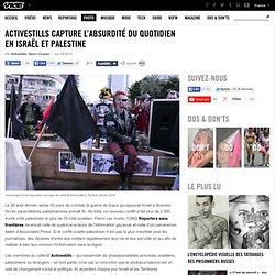 Activestills capture l'absurdité du quotidien en Israël et Palestine