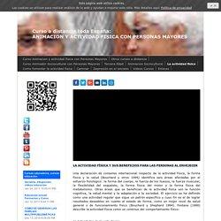 La actividad fisica - Curso a distancia toda España