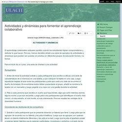 aprendiendodemaneracolaborativa.wikispaces