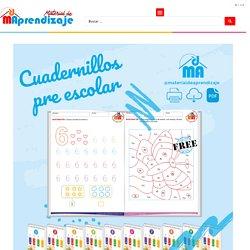Actividades para preescolar: 725 + Fichas. 32 cuadernillos