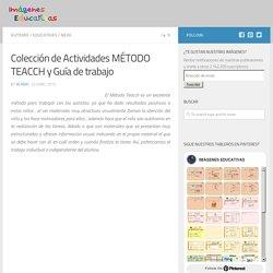 Colección de Actividades MÉTODO TEACCH y Guía de trabajo – Imagenes Educativas