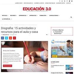 15 actividades y recursos para tratar la disgrafia en el aula y en casa