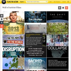 Watch 250 of the Best Activist Documentaries Online Via a Single Page